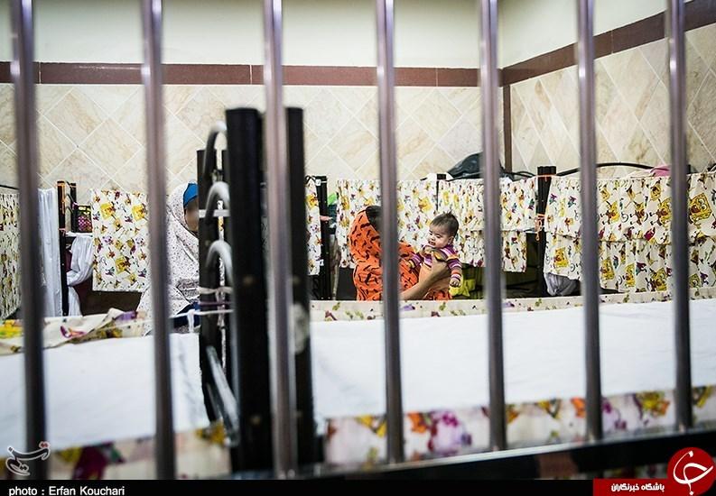 در تنها زندان زنان ایران چه میگذرد؟+ تصاویر
