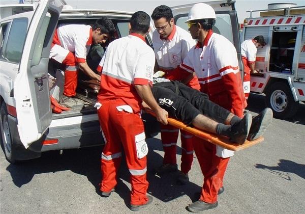 باشگاه خبرنگاران -امدادرسانی به ۱۳۰ نفر توسط امداد و نجات هلال احمر