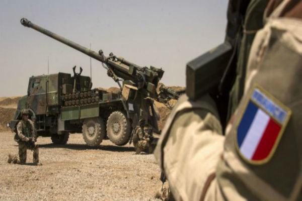 باشگاه خبرنگاران -فرانسه تانکهای بیشتری در سوریه مستقر کرد