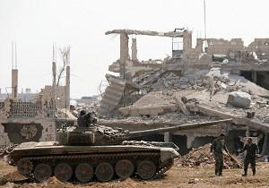 باشگاه خبرنگاران -برقراری آتشبس موقت در جنوب دمشق