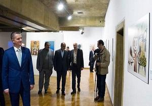 باشگاه خبرنگاران -برگزاری نمایشگاهی از اسلواکی در ایران