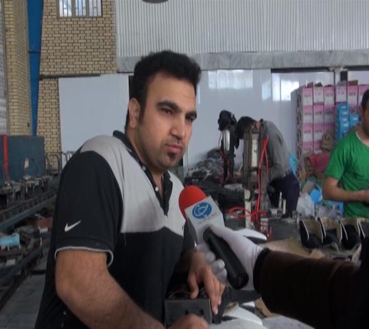 با افتخار کالای ایرانی میخرم/ هیدج قطب تولید کفشهای ورزشی در کشور
