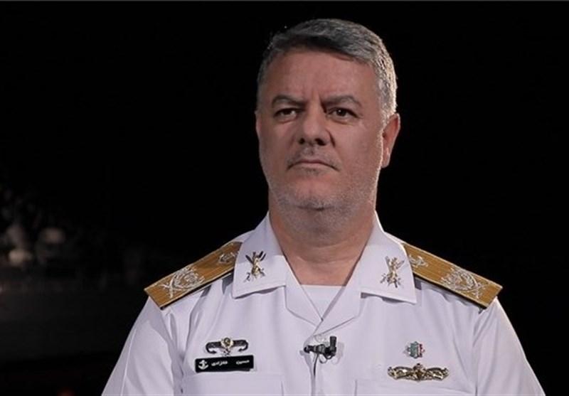 فرمانده نیروی دریایی ارتش خبر داد؛ تشکیل ائتلاف نظامی مشترک میان کشورهای اجلاس IONS