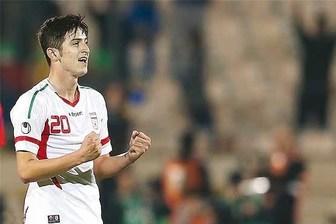نام سردار آزمون در لیست پنج نفره بازیکنان برتر آسیا در جام جهانی