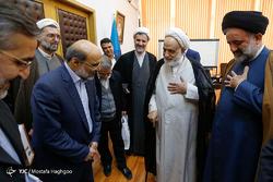 دیدار اعضای بنیاد فرهنگی مهدی موعود(عج) با رئیس رسانه ملی