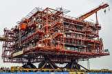 نخستین سکوی فازهای ٢٤-٢٢ پارس جنوبی آماده نصب می شود