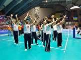 قهرمانی تیم ملی والیبال نشسته ایران در رقابت های لیگ جهانی