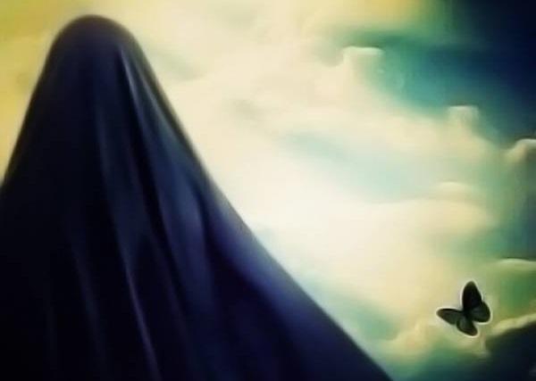 ماجرای دختری که با یک کلیپ مراحی متحول و چادری شد + فیلم////////////////