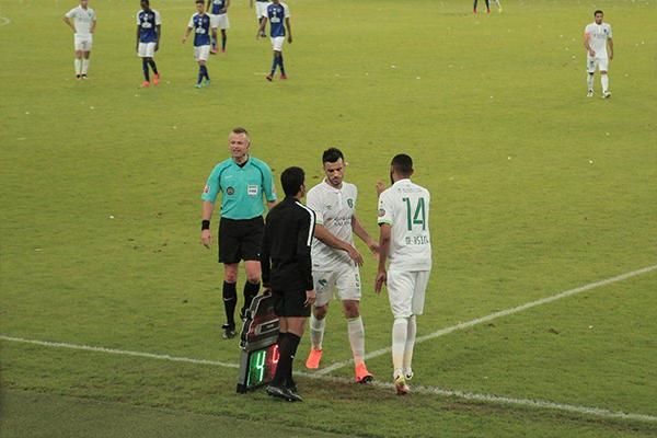 کودتای بازیکنان الاهلی در لیگ فوتبال عربستان