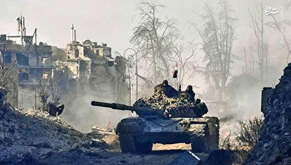 باشگاه خبرنگاران -برنامه آمریکاییها برای جبران شکست در غوطه شرقی/ اوضاع امنیتی دمشق با شهادت مستشاران ایرانی چه ارتباطی دارد؟