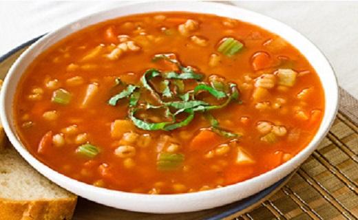 سوپ جو بخورید تا لاغر شوید