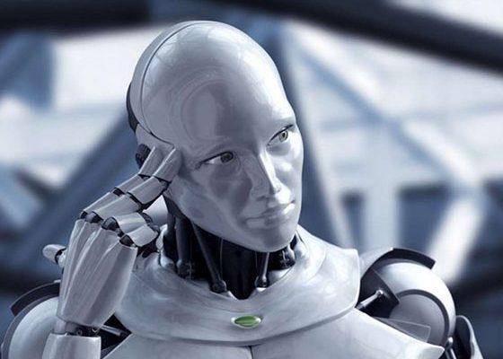 واکنش شخصیت سیاسی معروف هنگام مواجه شدن با یک ربات! +فیلم