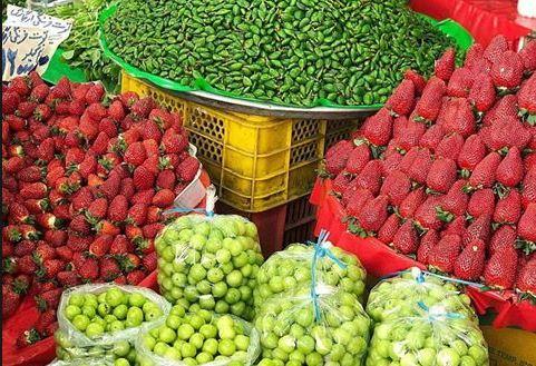 باشگاه خبرنگاران -نرخ فروش انواع میوه دستچین بهاری در میادین میوه و تره بار