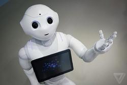 ذوقزدگی آنگلا مرکل از بازی با یک ربات! +فیلم