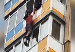 باشگاه خبرنگاران - پافشاری مرد جوان برای خودکشی! + فیلم