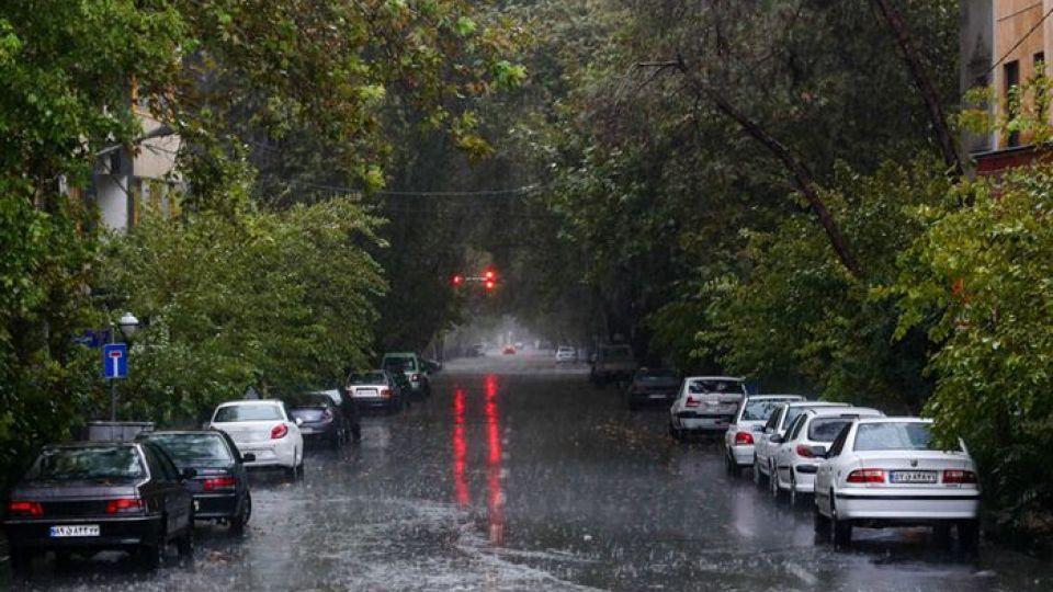 چقدر باران در طی ۷ ماه گذشته در کشور بارید؟