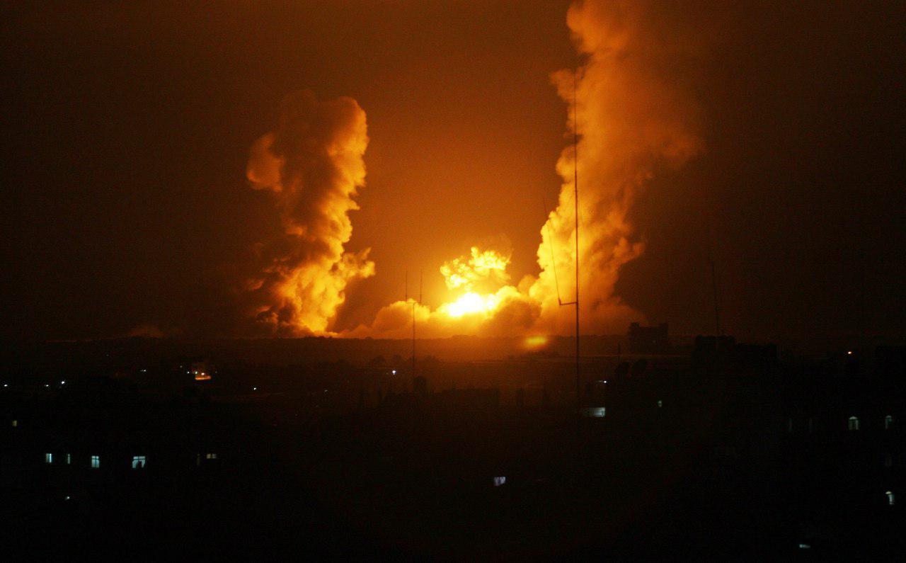 دو فرمانده یمنی در حمله هوایی به صنعا به شهادت رسیدند