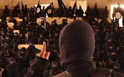 در کلاس آموزشی تروریستهـای داعش چه میگذرد؟+فیلم