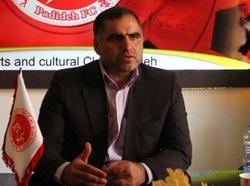 مدیر عامل باشگاه پدیده مشهد مشخص شد