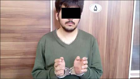 انگیزه شیطانی قاتل برای قتل کودک  10 ساله  مشهدی+ تصاویر
