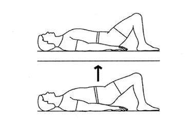 ورزش های مناسب برای گودی کمر