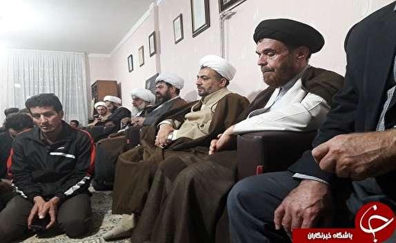 باشگاه خبرنگاران -مردم ارومیه در غم از دست رفتن یار دیرین امام + تصاویر