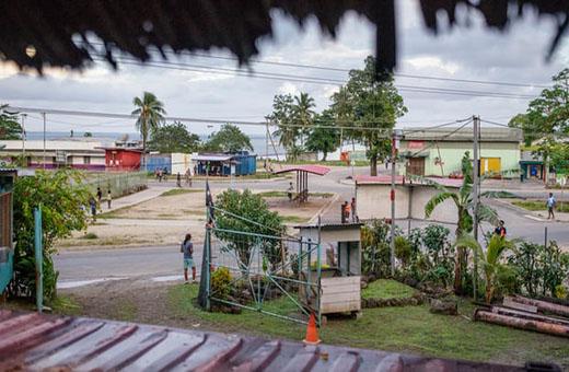 مرگ پناهنده روهینگیایی در گینه نو