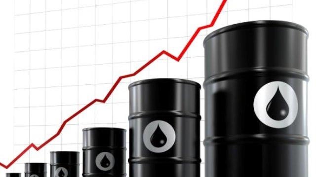 قیمت نفت آمریکا به بالاترین حد خود از ۲۰۱۴ تا کنون رسید