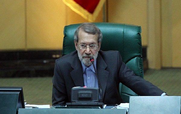لاریجانی: وزیر امور خارجه آمریکا لیاقت نداشت پاسخ بشنود