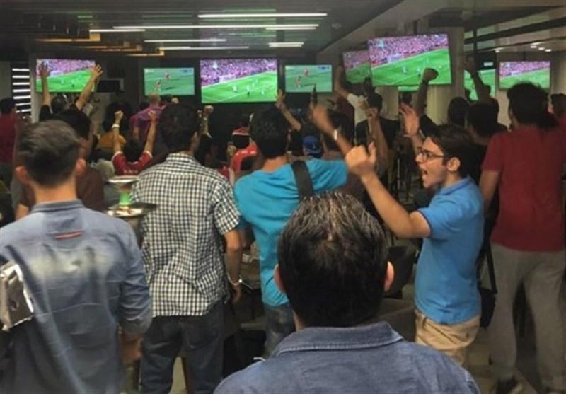 پخش فوتبال در کافیشاپها مشروط شد