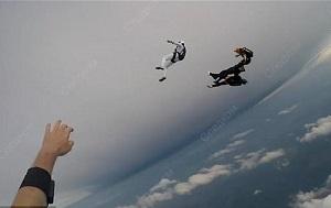 برخورد مرگبار در آسمان+ فیلم