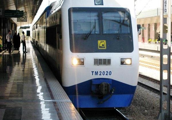 مسافرگیری خط 5 متروی تهران در روزهای جمعه