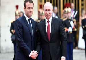 همکاریهای اقتصادی فرانسه و روسیه علیرغم تحریمهای اتحادیه اروپا و آمریکا علیه مسکو