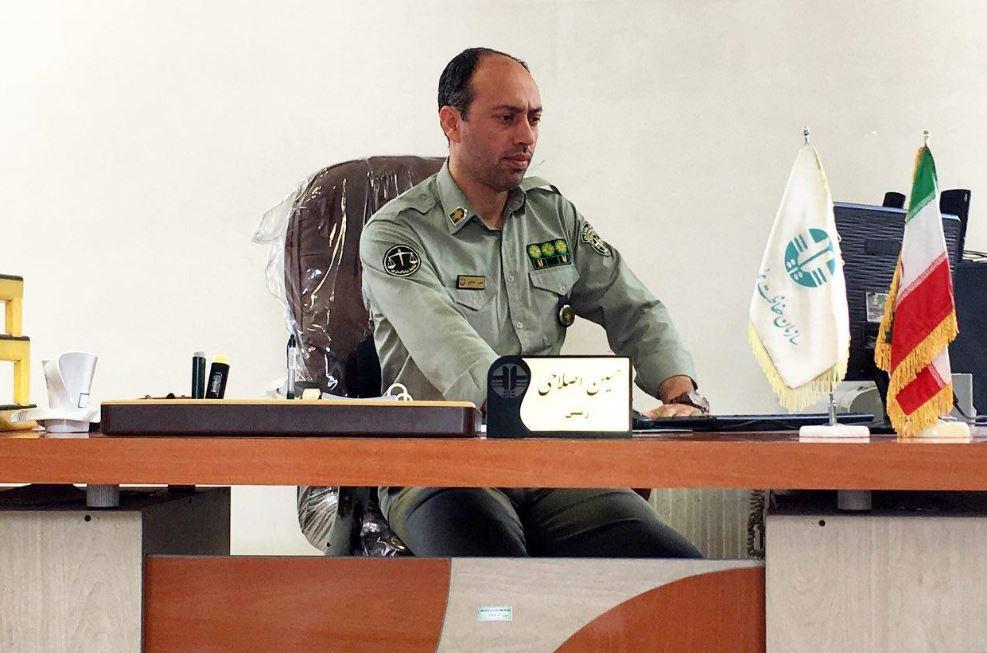 دستگیری صیادان غیرمجازو فروشندگان غیر مجاز پرندگان وحشی در درگز