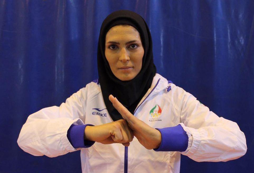 منصوریان: نمیخواهم در تکواندو فعالیت کنم/ میتوانم مدال المپیک را بدست آورم