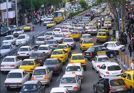 ارتکاب تخلفات ساکن، عامل بینظمی در جریان ترافیکی