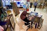 فروش صنایع دستی قرآنی در ماه رمضان