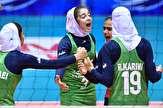 باشگاه خبرنگاران -حضور دختران ایران در مسابقات قهرمانی والیبال آسیا به روایت لنز دوربینها