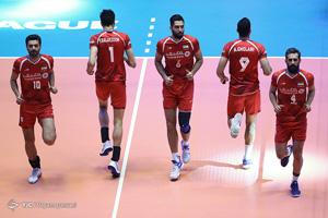 مردان والیبال ایران امروز به پاریس میرسند