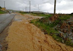 بارش باران در آذربایجان شرقی