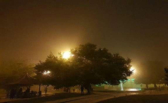 گرد و غبار، میهمان هوای یزدی ها