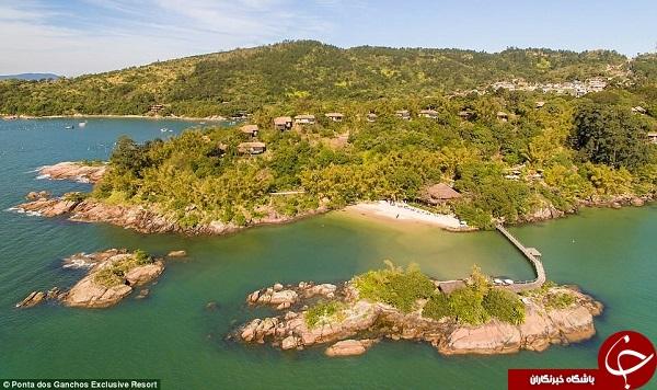بهترین جزایر خصوصی جهان+ تصاویر