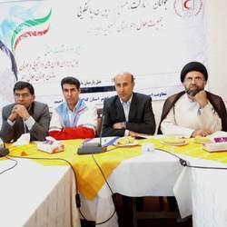 انتخابات استانی مجامع و دبیران کانونهای دانشجویی وجوانان جمعیت هلال احمراستان