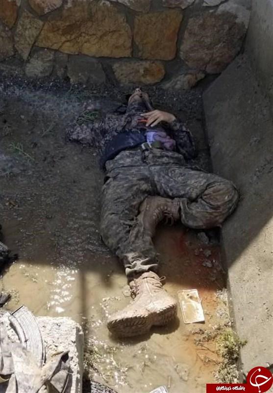 حمله انتحاریهای داعش به افغانستان با لباس و تجهیزات آمریکایی!+ تصاویر