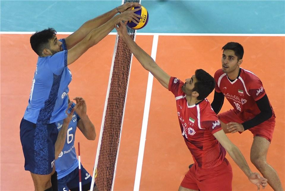 ایران ۳- آرژانتین ۲ / قدرتنمایی والیبالیستهای ایران پیش چشم ولاسکو