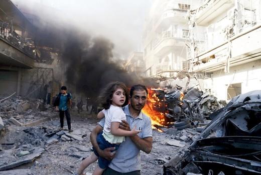 آمریکا از جان دولت و ملت سوریه چه میخواهد؟