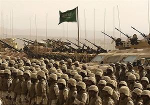 اعلام حالت فوقالعاده در ارتش عربستان