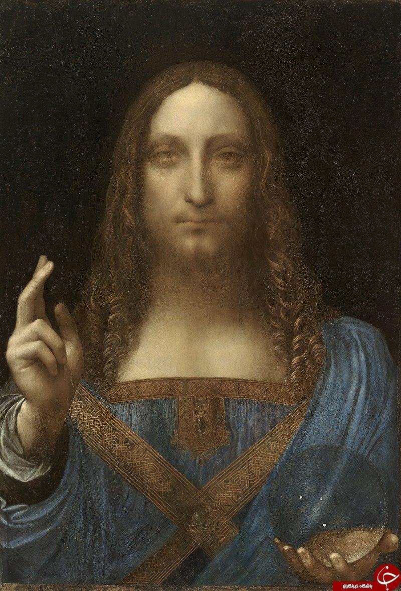 خریدار گرانترین تابلوی نقاشی جهان وزیر فرهنگ عربستان شد!