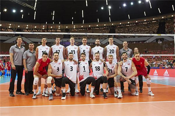 «کانادا» آخرین حریف مردان والیبال ایران در آرژانتین