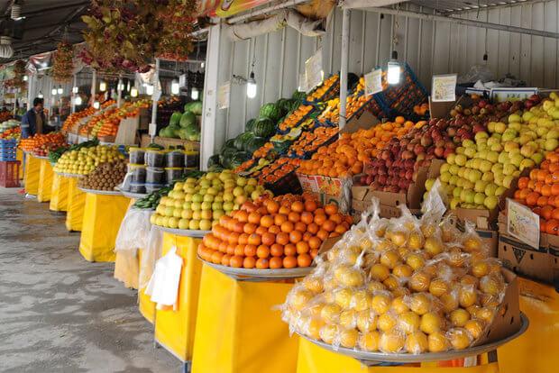 ساعت کاری میادین میوه و تره بار تهران در تعطیلیهای پیش رو اعلام شد